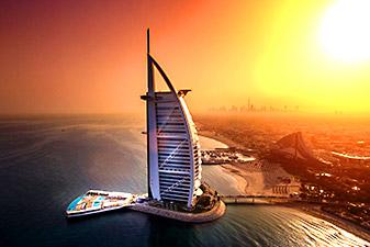 برج العرب دبی تور دبی
