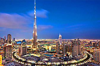 برج خلیفه دبی تور دبی
