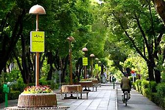چهار باغ عباسی اصفهان