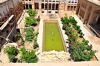 خانه محمودی یزد