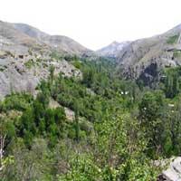 روستای ییلاقی جاغرق مشهد