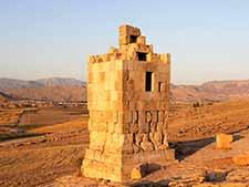 آتشکده میل یا اژدها شیراز