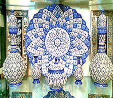 نقره کاری و مسگری شیراز