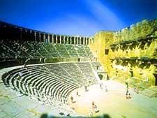 شهر تاریخی آسپدنوس آنتالیا
