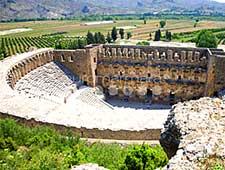 حمام رومی آنتالیا