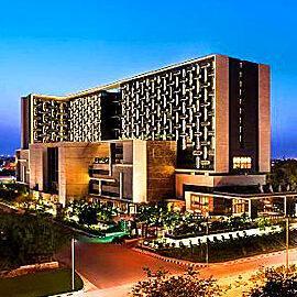هتل لی لا امبینس دهلی hotel leela ambience
