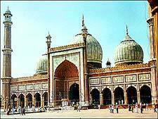 مسجد جامع دهلی