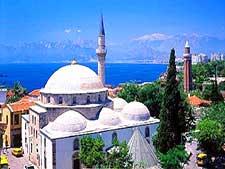 مسجد مراد پاشا آنتالیا
