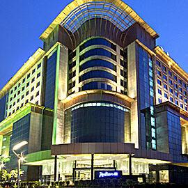 هتل رادیسون بلو دهلی radisson blu delhi