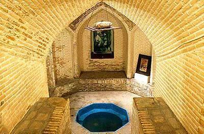 موزه آب شهر یزد