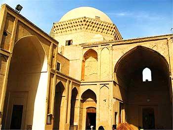 زندان اسکندر شهر یزد