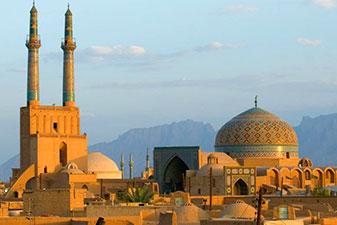مسجد جامع یزد و تغییرات