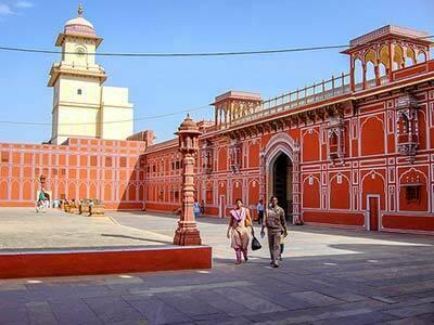 تور جیپور هند