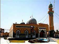 مسجد حنانه نجف
