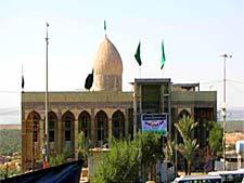 مسجد صافی صفا نجف