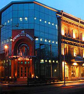 تور ارمنستان هتل آرارات