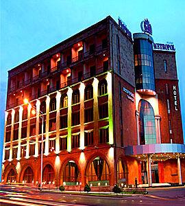 تور ارمنستان هتل متروپل ارمنستان