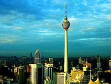 برج مخابراتی KL کوالالامپور یا برج منارا