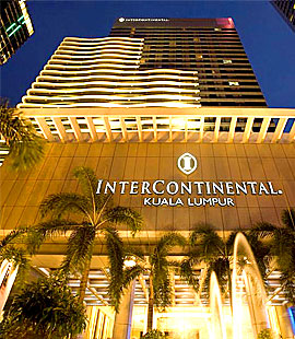 hotel inter continental malaysia