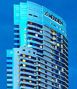 hotel le meridien malaysia