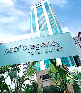 pacific regency hotel malaysia