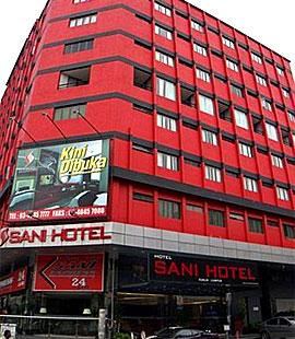 هتل سانی مالزی