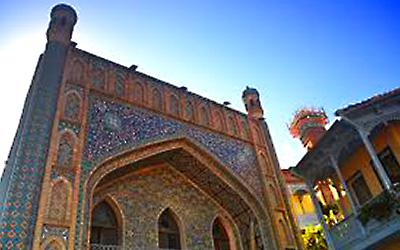 مسجد دو محراب تفلیس