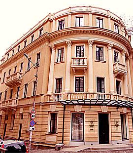 هتل آستوریا گرجستان