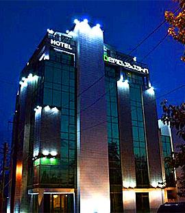 هتل دولاباری گرجستان
