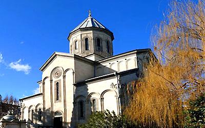 کلیسا کاشوتی تفلیس