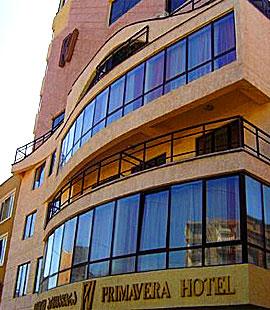 هتل پریماورا گرجستان