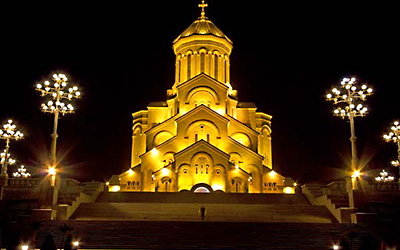 کلیسای سامبا تفلیس