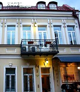 تور گرجستان هتل الگانس
