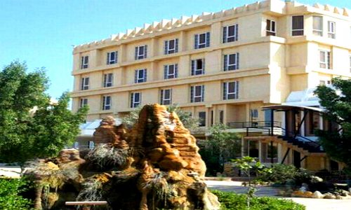 تور کیش هتل گاردنیا