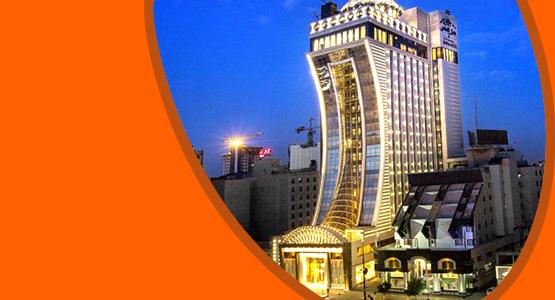 اطلاعات و جزئیات کامل هتل الماس 2 مشهد