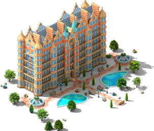 آیکون هتل فارا گشت کوروش کبیر