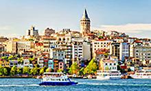 تور استانبول آژانس فارا گشت کوروش کبیر