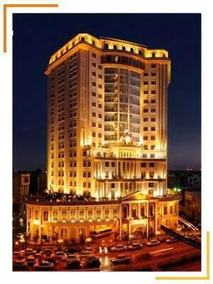 تور مشهد هتل قصرطلایی