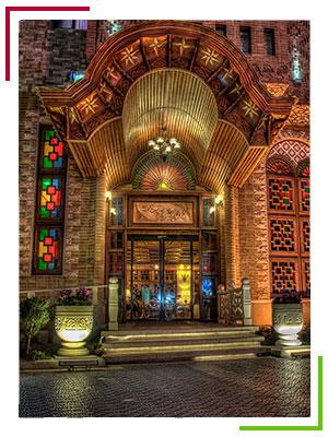 تور شیراز هتل کریمخان