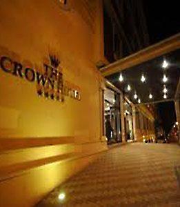 hotel crown baku تور باکو آژانس فارا گشت کوروش کبیر