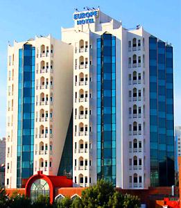 تور باکو هتل گرند یوروپ