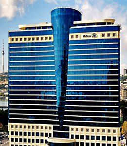 تور باکو هتل هیلتون