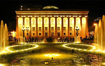 موزه ملی تاریخ آذربایجان تور باکو