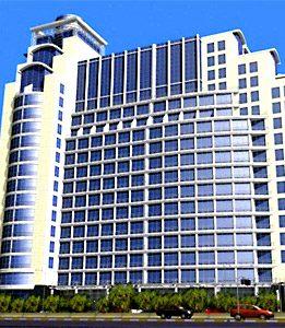 تور باکو هتل قفقاز سیتی