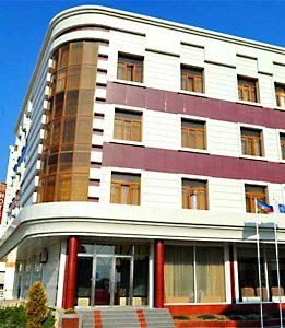 تور باکو هتل رویال