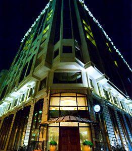 تور باکو هتل سفیر این