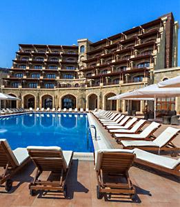 تور باکو هتل سفیر مارین