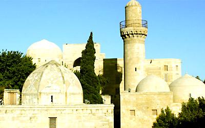 قصر شیروان شاه باکو تور باکو
