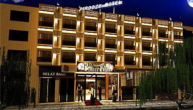 تور اصفهان هتل پیروزی