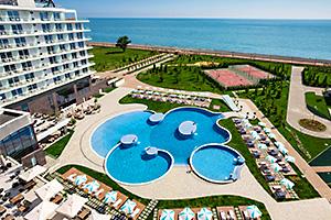 تور سوچی هتل radisson blu paradise